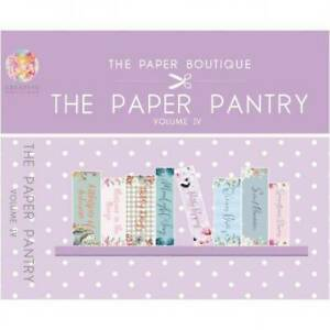 The Paper Boutique Paper Pantry Vol 4 – USB Collection - Mixed Colours