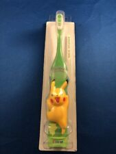 Crest P&G Pokemon Pikachu Prototype Sample Toothbrush