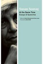 At the Same Time: Essays and Speeches, Sontag, Susan, 0374100721, Book, Good