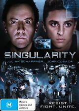 Singularity (DVD, 2018)