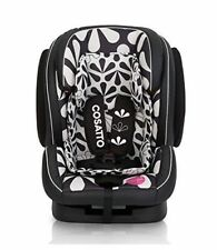 Cosatto Boys & Girls 1/2/3 Group Baby Car Seats
