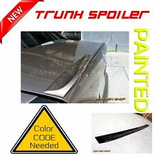 xx NEW DESIGN PAINTED MERCEDES BENZ C CLASS W202 SEDAN K TYPE TRUNK SPOILER xx