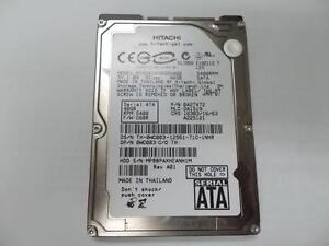 "Hitachi HTS541040G9SA00 40Gb 2.5"" Laptop Internal SATA Hard Drive"