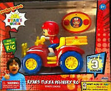 Jada Toys: Ryan's World Pizza Delivery R/C