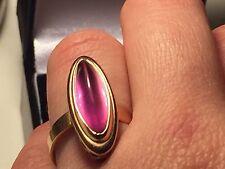 14 Carat Rose Gold Ruby Fine Rings