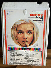 CANDY ORIGINAL SOUNDTRACK RARE 8-TRACK TAPE PLAYS TESTED BYRDS STEPPENWOLF NICE