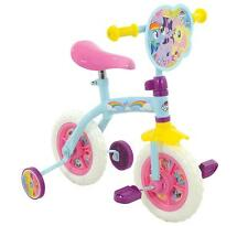 "My Little Pony Girls 2 in 1 Training Balance Converitble Pedal 10"" Bike M14434"