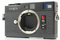 [Near MINT] Minolta CLE 35mm Rangefinder Film Camera Leica Leitz From JAPAN