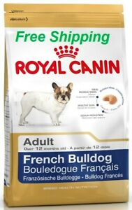 Dry Dog Food ROYAL CANIN FRENCH BULLDOG ADULT Pack of 1.5Kg