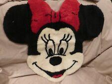 Minnie Mouse Throw Rug