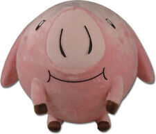*NEW* The Seven Deadly Sins: Hawk 8'' Ball Plush by GE Animation