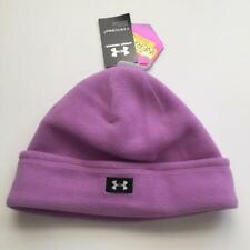 Under Armour Cold Gear Womens OSFA Infrared Storm beanie Ski Winter Hat NEW