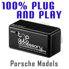Performance Tuning Tuner Speed OBDII OBD2 OBD II 2 Chip Module ECU for Porsche