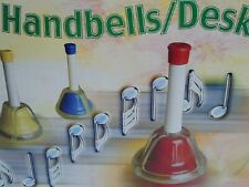 Rhythm Band 8-Note Diatonic Hand/Desk Bell Set Rb107 8 note