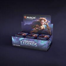 MTG Commander Legends Sealed Booster Box New ***PREORDER*** Ships 11/6/20