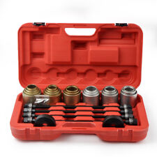 Universal Press and Pull Sleeve Remove Install Bushes& Bearings& Seals Tool Kit