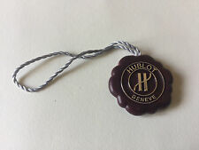 Tag Tag Label - HUBLOT Genève - For Watches Watches Montres - Etiquette