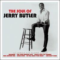 JERRY BUTLER - THE SOUL OF 2 CD NEU