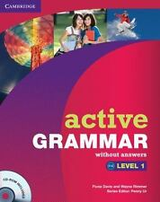 Active Grammar Level 1 Without Answers [With CDROM] (Mixed Media Product)