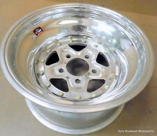 "Weld Racing Pro Star Wheel,15""x 8"", 4-3/4"" Bolt Circle, 3-1/2"" BS, SINGLE,"
