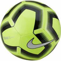 Nike Pitch Training Ball-Volt-Black
