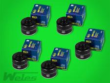 5x sm142/1 FILTRO DE ACEITE DACIA DUSTER 1,5 DCI LOGAN SANDERO Opel Movano