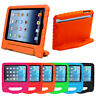 Kids Childrens Shockproof Foam Handle Stand Case Cover for iPad 2,3,4 Air 2 Mini