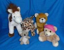 Soft Toys Beanie/Stuffed Out Of Africa And Other Assorted