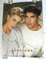 PASSIONS NBC TV SHOW Publicity Poster (2001) Poster 21x28 Luis and Sheridan