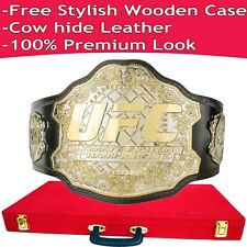 UFC Limited Edition World Heavy Weight Championship Classic Replica Title Belt