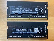 8GB (2 x 4GB) PC-21300 DDR4-2666 Memory RAM for Apple iMac, MacBook Pro