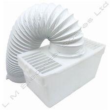Asciugatrice CONDENSATORE ARIA SFIATO TUBO Kit di Adattatore per White Knight 37aw