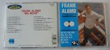 FRANK ALAMO  (CD)  MA BICHE  CLUB DIAL 17 TITRES