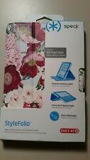 Speck Apple iPad Mini 1 2 3 StyleFolio Tablet Case Stand Vintage Floral Pink