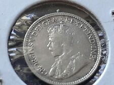 Canada 5 cents 1920 George V