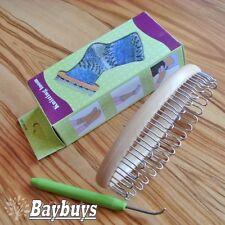 32 Peg Sock Knitter Knitting Knit Loom Kit Socks Legwarmers Armwarmers Craft