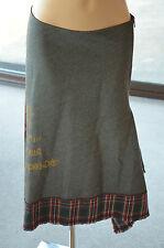 COP COPINE - Très jolie jupe gris modèle vivo - Taille 38- EXCELLENT ÉTAT