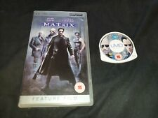 THE MATRIX UMD Movie PSP
