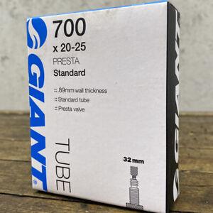 Camera d/'aria GIANT 700x 20//25 valvola Presta 48 mm bici corsa bike inner tube