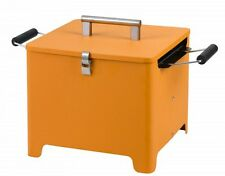 Tepro Chill&Grill Holzkohlengrill Cube Orange