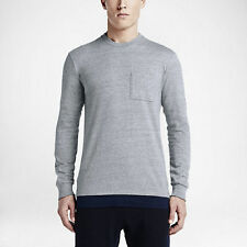 Nike Crew Neck Regular Size Casual Shirts & Tops for Men