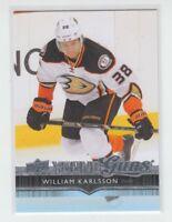 [69965] 2014-15 UPPER DECK YOUNG GUNS WILLIAM KARLSSON #201 RC
