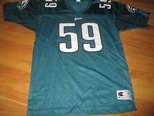 Champion MIKE MAMULA No. 59 PHILADELPHIA EAGLES (Size 48) Jersey