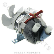 23377 BREMA / MAIDAID ICE MAKER / MACHINE WATER PUMP MOTOR  WITH COOLING FAN