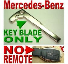 2010-2012 MERCEDES BENZ INSERT KEY BLADE ONLY FOR SMART KEYLESS ENTRY REMOTE FOB