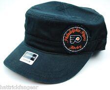 Philadelphia Flyers Reebok Y256W Women's NHL Bling Team Military Style Cap Hat