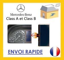 ECRAN LCD complet compteur odb Mercedes CLASS A et B W169 W245 - ENVOI RAPIDE B1
