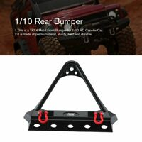 RC Car Metal Front Bumper for 1/10 RC Crawler TRAXXAS TRX-4 scx10 90046 OP