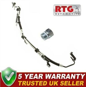 Power Steering Pipes Hose For Ford Focus Auto Automatic 04-11 C-Max 1747039