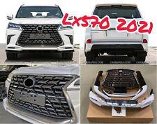 Lexus LX570 2021-2022 Body Kit Super Sport Look (Fitment: 2016-2021)